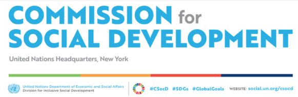 United Nations Commission on Social Development
