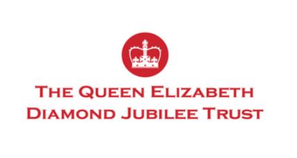 the queen Elizabeth diamond jubilee trust logo