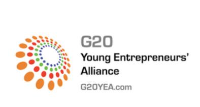 G20 young entrepreneurs alliance logo