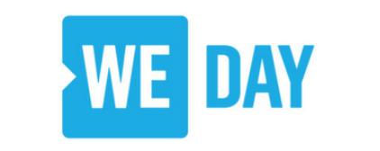 We Day logo