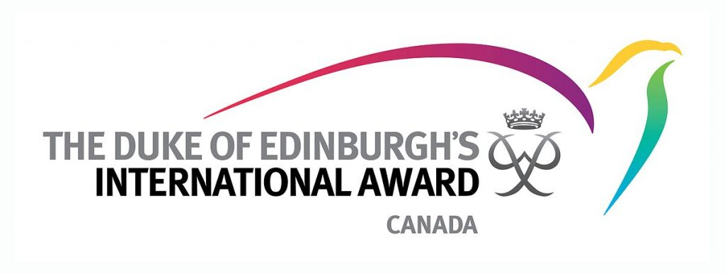 Duke of Edinburgh International Awards Canada logo