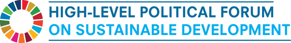 UN High-Level Political Forum logo
