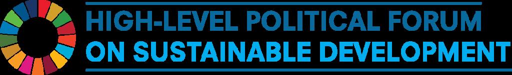 UN High-Level Political Forum logo