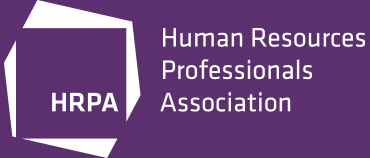 Human Resources Professionals Association (HRPA) Logo