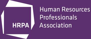Human Resources Professionals Association (HRPA) Logo